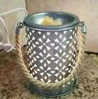 Scentsationals Rustic Shaker Candle Warmer Wax Candle Warmer
