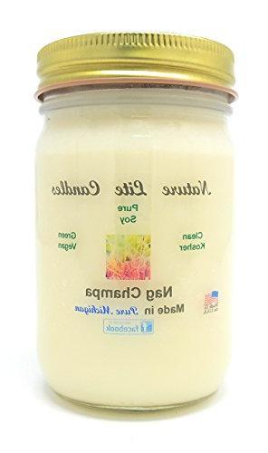 scented soy jar lid