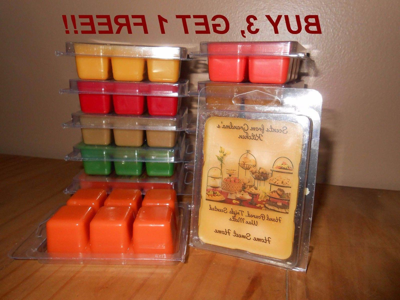 scents from grandma s kitchen heavily scented