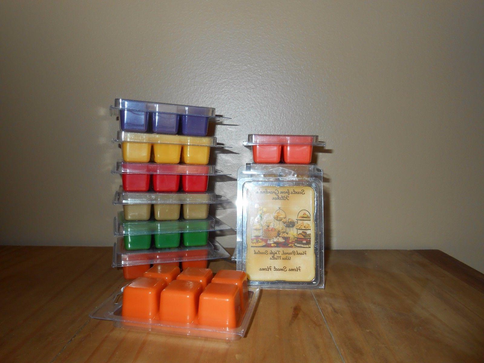 Scents Grandma's *HEAVILY SCENTED* Wax Tart Melts 6 cube