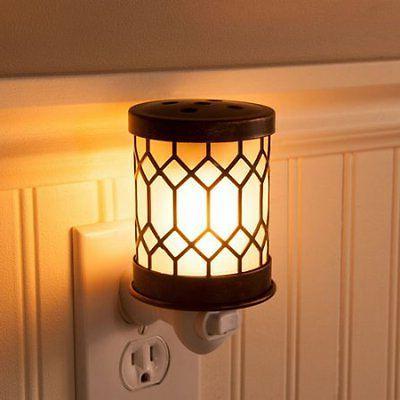 ScentSationals Accent Wax Warmer, Bronze Lantern W