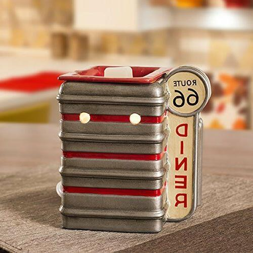 SCENTSY & ROUTE 66 DINER NEW
