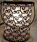 Scentsationals Scroll Wax Candle Warmer with Bulb