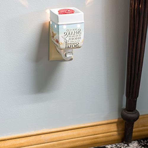 Elanze Designs Sand Ocean Electric Wax Tart