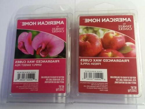 simply sweet pea scent yankee