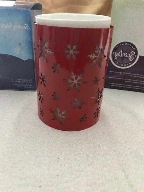 Scentsy Wrap, Red In