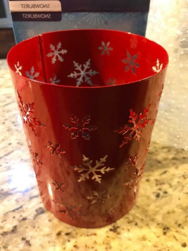 Scentsy Red In Box