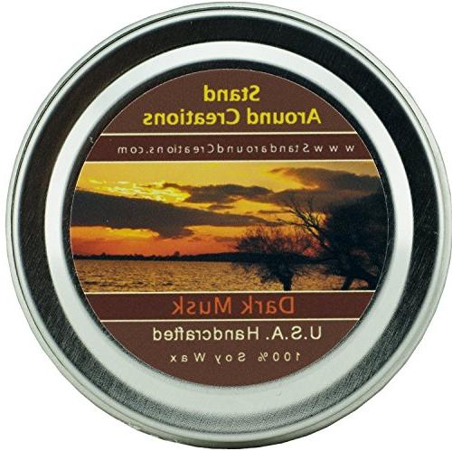 soy wax aromatherapy candle