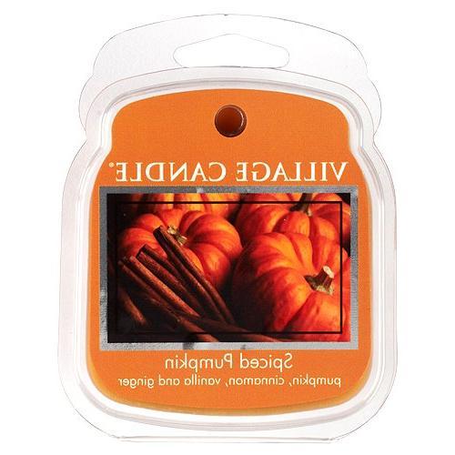 spiced pumpkin melts