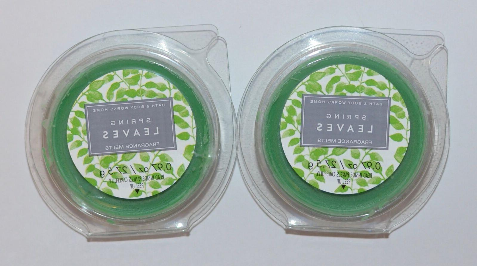 LOT OF LEAVES TART WHITE BARN CANDLE