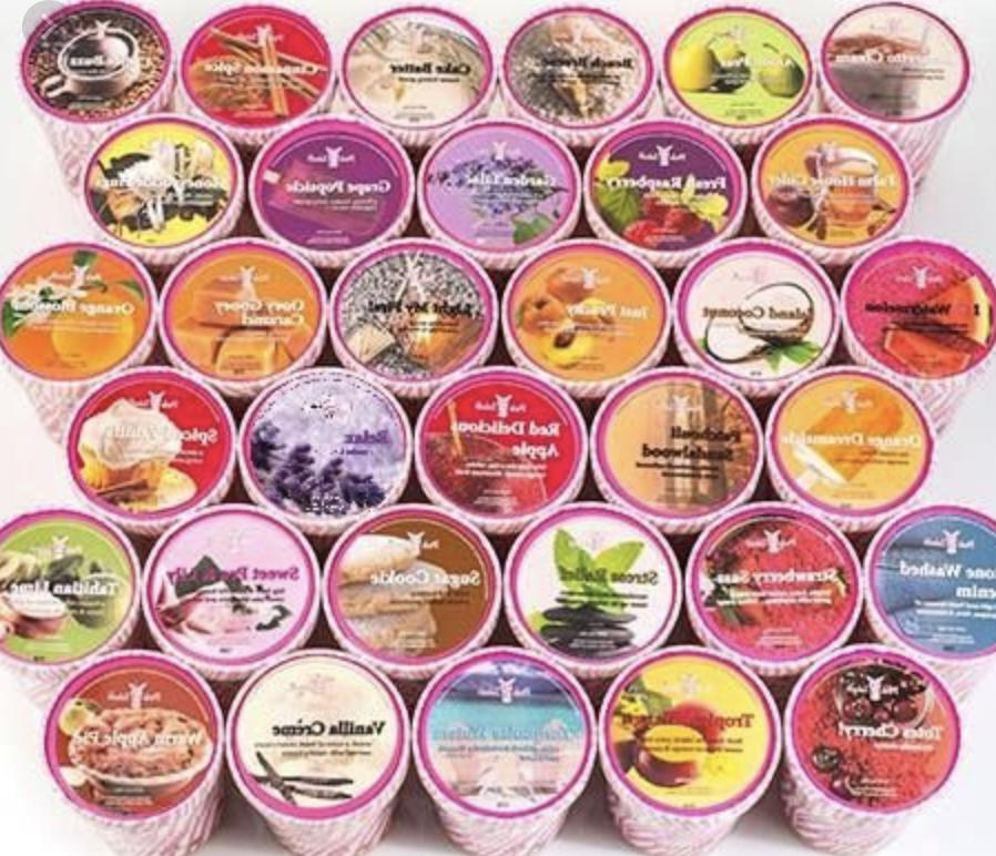 sprinkles 16 oz carton choose a scent