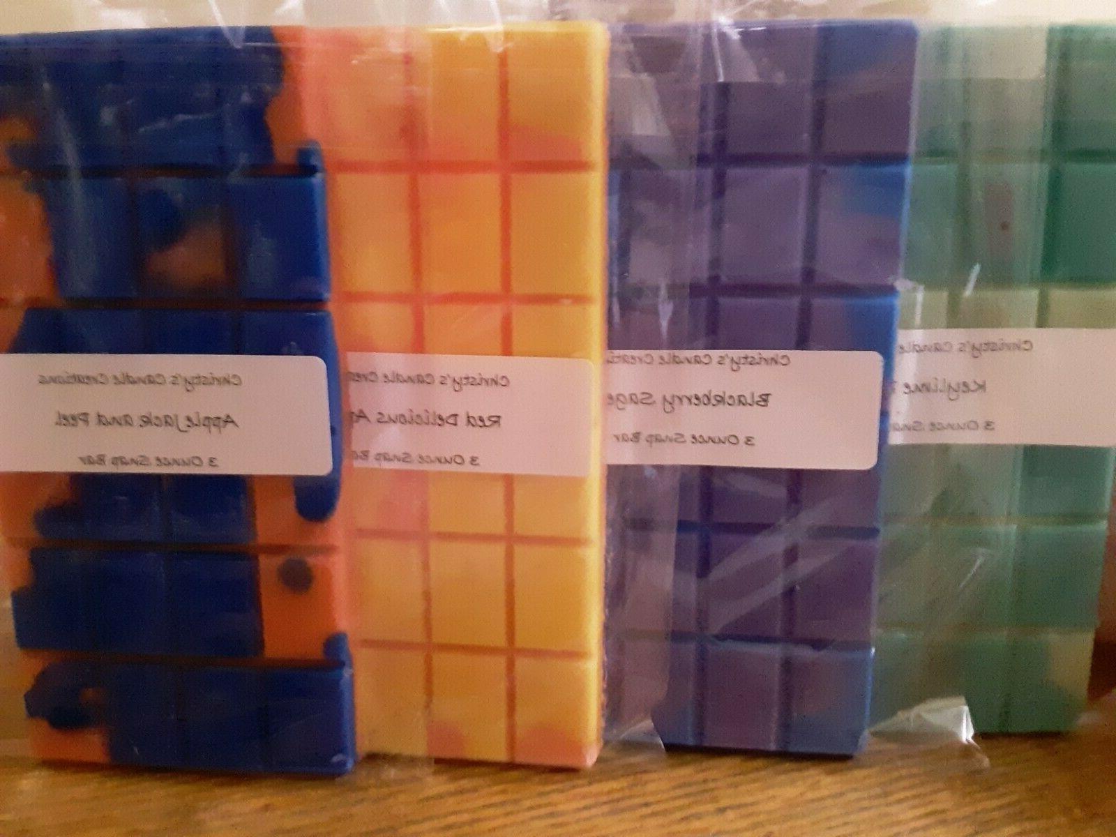 super scented wax tarts melts snap bars
