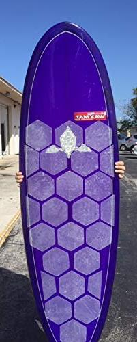 SurfCo - Honeycomb Mess Surfboard Alternative