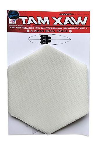 surfco wax mat honeycomb kit no mess