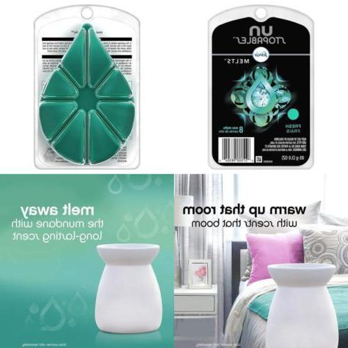 unstopables fresh wax melts air freshener pack