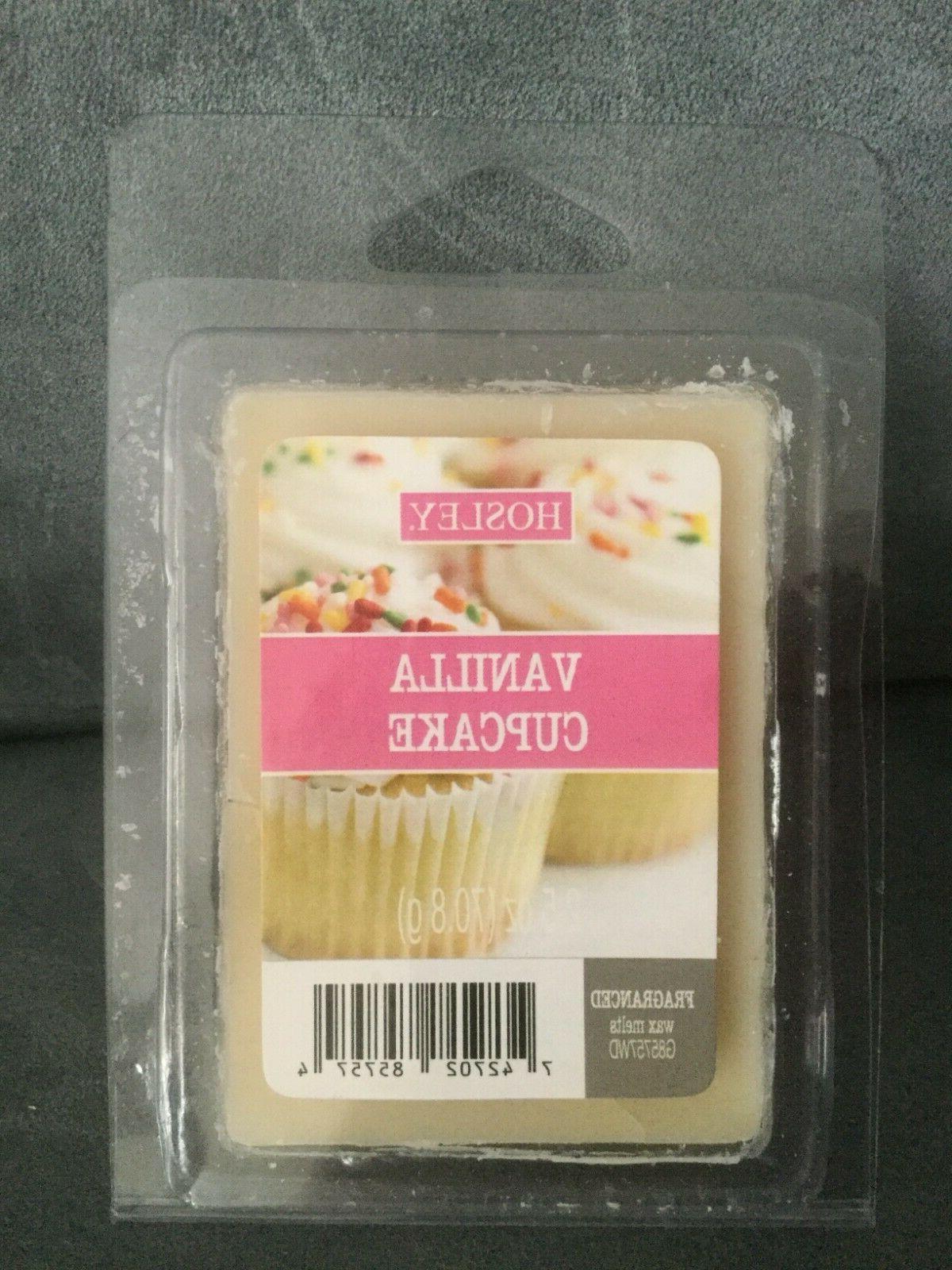 vanilla cupcake wax melts for tart warmer