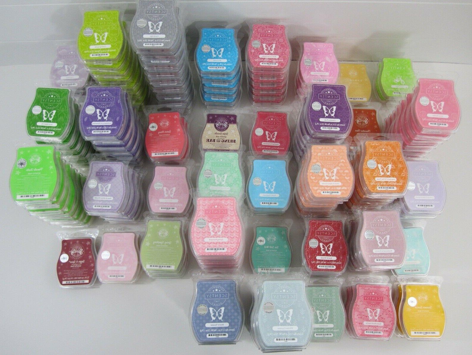 Scentsy Wax Bars 3.2 fl. Choose - Buy 2 More