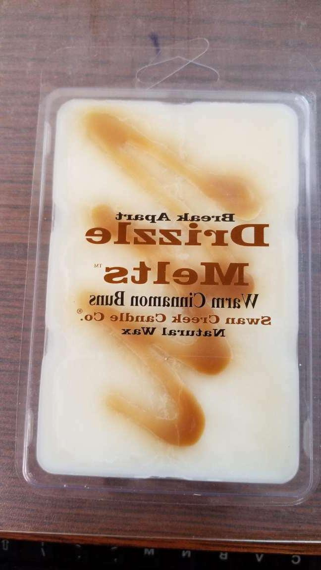 Wax Candle Swan Creek, Drizzle Melts, Herbal Melts, NATURAL 4.75oz