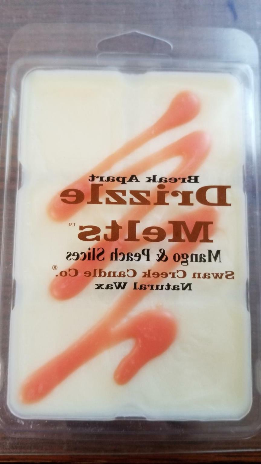 Wax Melts Swan Herbal NATURAL WAX 4.75oz