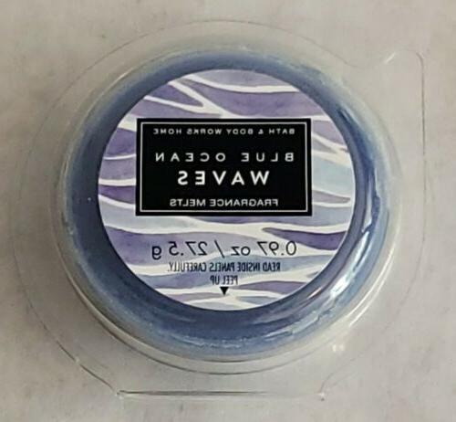 wax home melt blue ocean