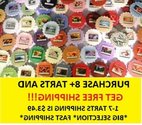 wax melt tart singlesmust buy 7 or