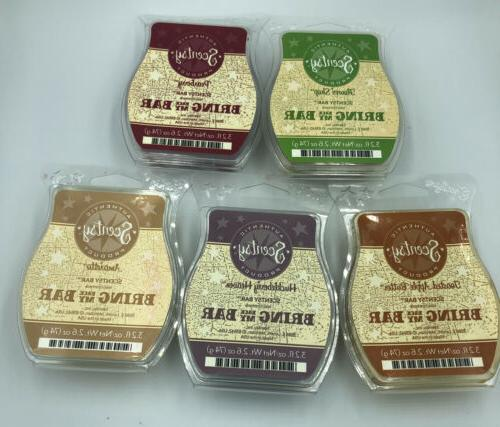 wax melts bar choose your scent 100