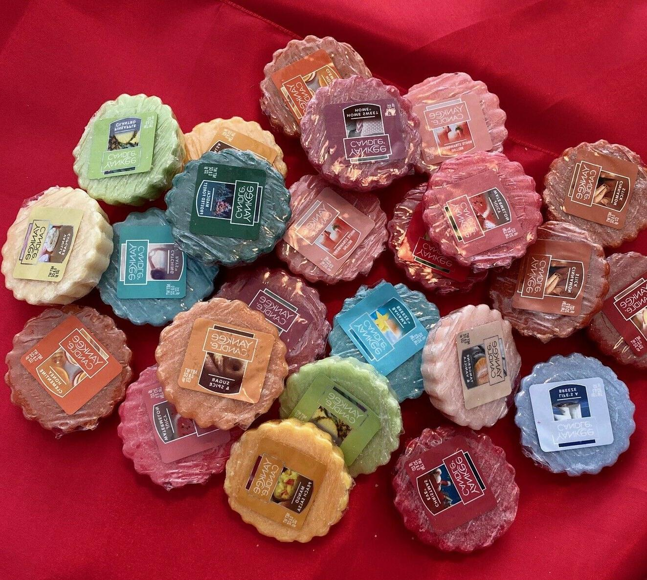 wax melts tarts choose your scents
