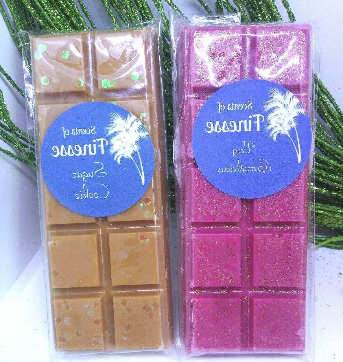 WAX MELTS TARTS, Highly Fragranced, Hand you choose Beeswax