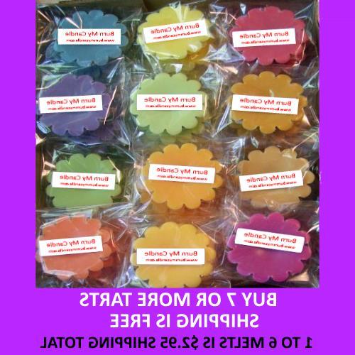 wax tarts singles buy 7 or more