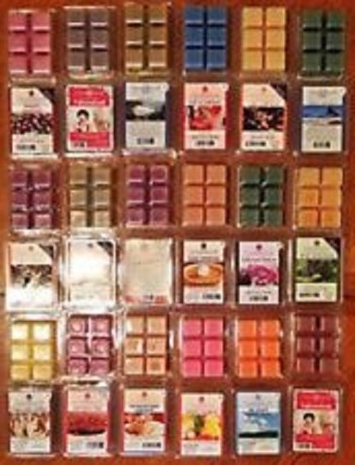 New *You Choose* Scents Free Shipping Scentsationals Wax Melts