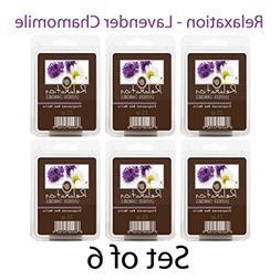 lavender chamomile wax cubes melts
