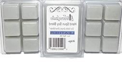 Bible Verse Candles 3 Pack Leather Soy Blend Wax Melt 9oz Wa