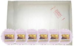 Yankee Candle 6 x Lemon Lavender Wax Potpourri Tart Melts
