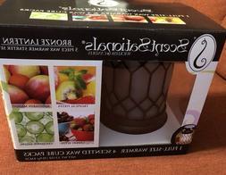 New ScentSationals Light Bulb Wax Warmer Starter Set, Home D