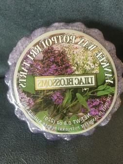 Yankee Candle Lilac Blossoms Tarts Wax Melts, Floral Scent