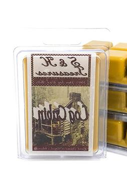 Log Cabin - Pure Soy Wax Melts - Fall Scents - 1 pack