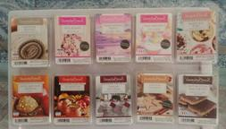 Scentsationals Lot of 10 Misc. Scented Fragrance Wax Cube Me