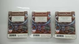 ScentSationals 2.5 Oz Cinnamon Pecan Scented Wax Melts