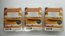 ScentSationals 2.5 Oz Pumpkin Marshmallow Cream Scented Wax