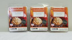 ScentSationals 2.5 oz Pumpkin Apple Muffins Scented Wax Mel