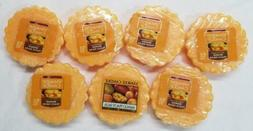Yankee Candle Lot of 6 Mango Peach Salsa Tarts Wax Melts