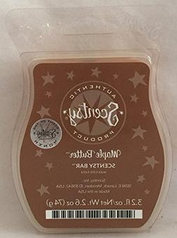Scentsy Maple Butter Wax 3.2oz Warmer Bar Rare and Retired