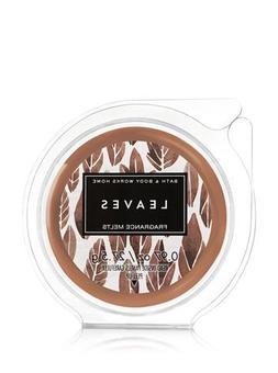Bath and Body Works Fragrance Melt. LEAVES. 0.97 Oz
