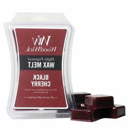 Black Cherry WoodWick Hourglass 3 oz Wax Melt