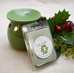 Mistletoe Hugs Scented Wax Melt - Paraffin Free