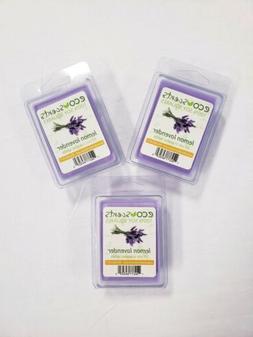 EcoScents Mistletoe Wax Melts Green