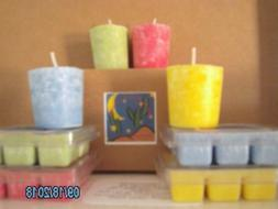 MYSTIC DESERT CANDLES AND WAX MELTS, Box set of 4 Spirituall