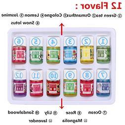 Inverlee N 6 Flavor 3ML/Box Pure Aromatherapy Diffuser Oils