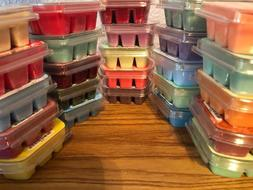 NEW SCENTSY BARS 3.2oz scented WAX melts- discontinued - BBM