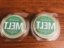 NEW Bath & Body Works Fresh Balsam Fragrance Wax Melts X2
